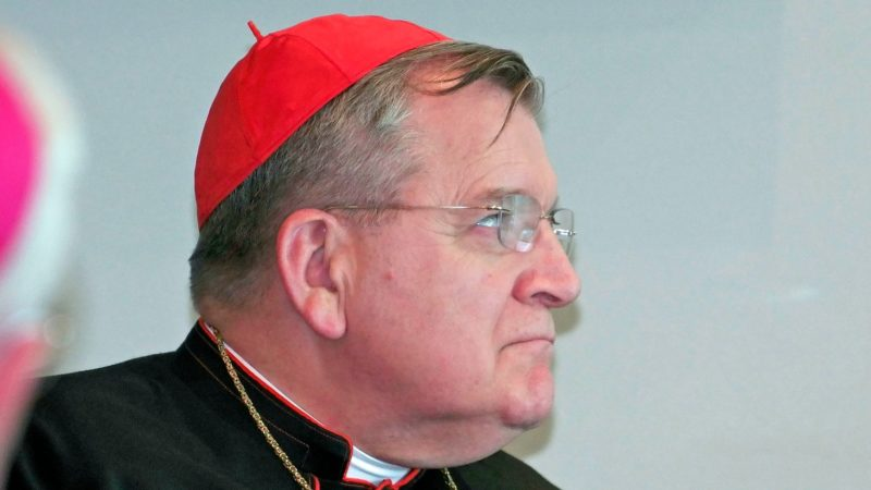 Le cardinal Raymond Burke est l'un des auteurs des 'doutes' (Photo:John Briody/Flickr/CC BY-ND 2.0)