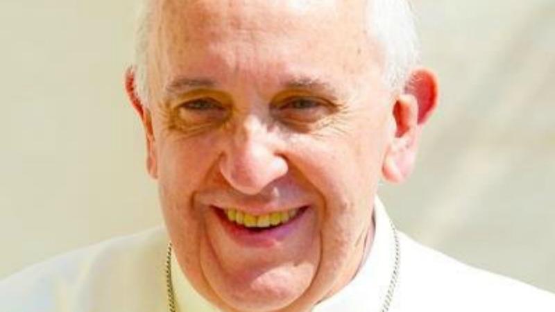Le pape François fait un tabac avec son compte @Pontifex