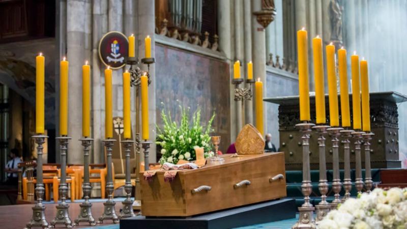 Obsèques du cardinal Joachim Meisner à la cathédrale de Cologne (Photo:  www.kathpress.at)