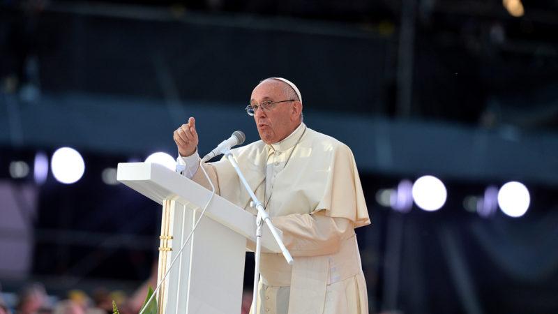 La première exigence du pape porte sur la vocation religieuse en elle-même. (© Mazur/episkopat.pl)