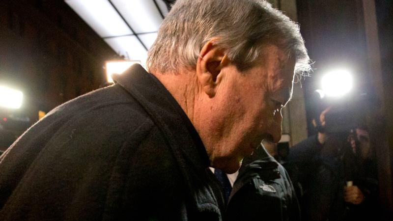 Le cardinal Pell est depuis des mois sous le feu des médias. | © Keystone