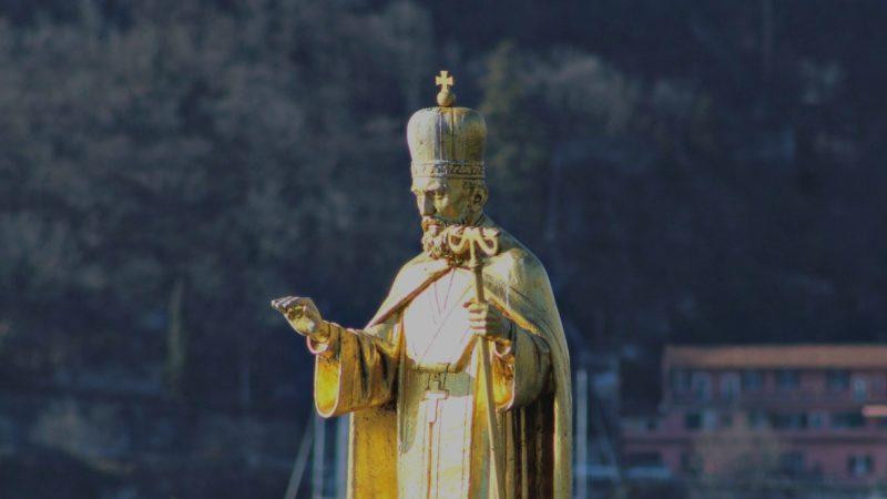 Saint Nicolas de Myre est vénéré aussi bien en Italie qu'en Russie (Photo:Pixabay.com)