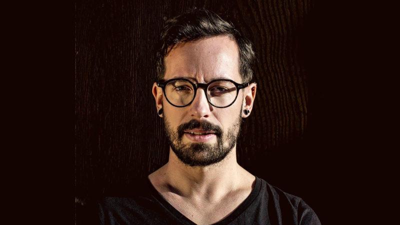 Docteur en philosophie, François Jaquet est un militant antispéciste actif en Suisse romande. (Photo: Jean-Marie Hosatte/DR)