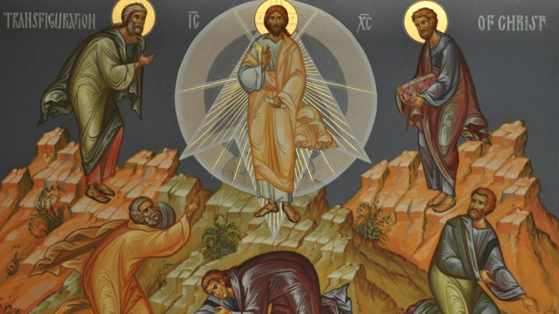"""""""Comme la nuée de la Transfiguration, la foi est ombre et lumière."""" (Photo: Flickr/Ted/<a href=""""https://creativecommons.org/licenses/by-sa/2.0/legalcode"""" target=""""_blank"""">CC BY-SA 2.0</a>)"""