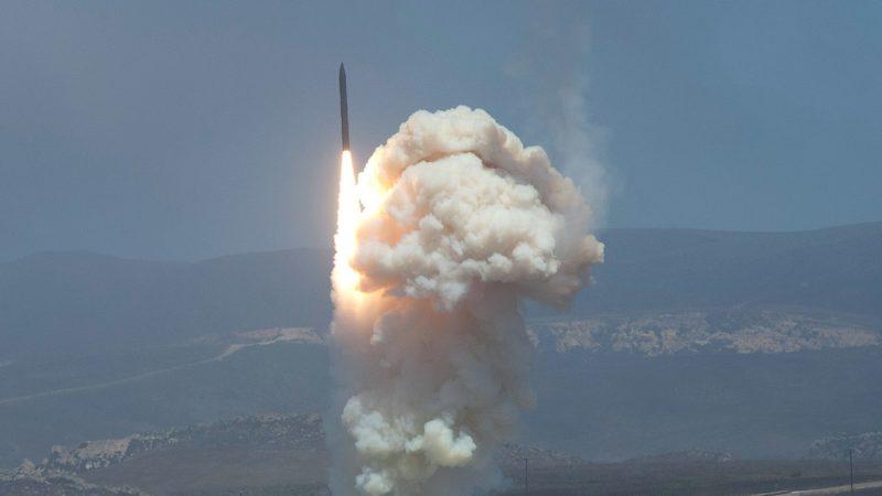 """La Corée du Nord et les Etats-Unis se menacent mutuellement du feu nucléaire (Photo d'illustration: USMissile Defence Agency/Flickr/<a href=""""https://creativecommons.org/licenses/by/2.0/legalcode"""" target=""""_blank"""">CC BY 2.0</a>)"""