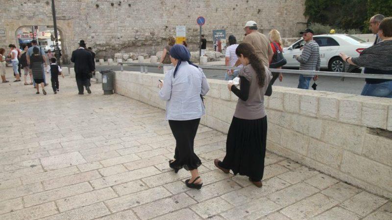 La notion de décence est importante pour les juifs ultra-orthodoxes (Photo:Peter van der Sluijs/Wikimedia Commons/CC BY-SA 2.5)