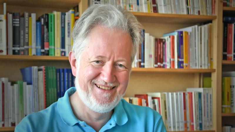 L'historien des religions Jean-François Mayer s'est penché sur la mouvance antispéciste. (Photo: Grégory Roth)