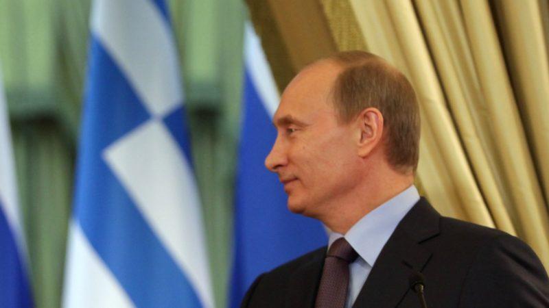 Le président Poutine devrait rencontrer le pape François en juillet  pour la troisième  fois l (Photo:Gouvernement grec/Flickr/CC BY-SA 2.0)