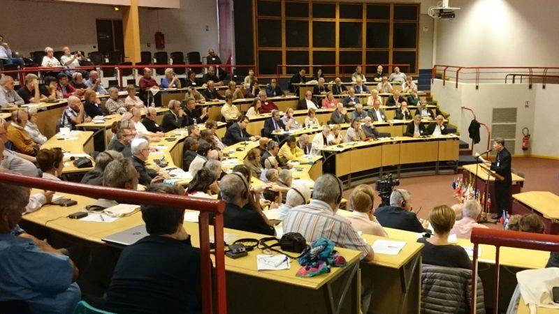 Conférence du Centre international du diaconat (CID) à Lourdes (photo CID)
