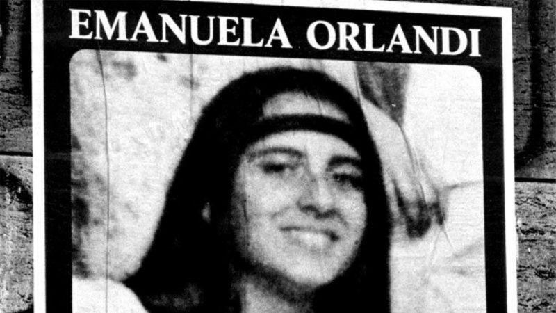 Des avis de recherche avaient été placardés dans la ville de Rome pour retrouver Emanuela Orlandi. | © Domaine public
