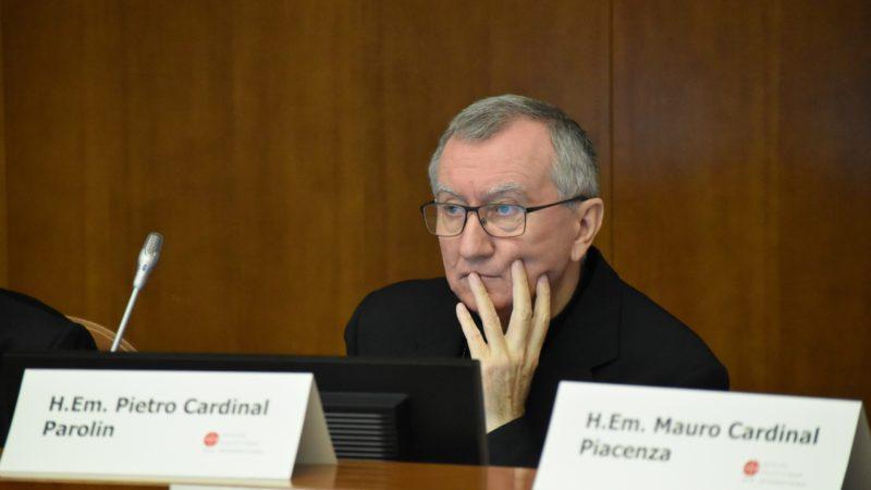 Le cardinal Pietro Parolin, secrétaire d'Etat du Vatican | © Jacques Berset