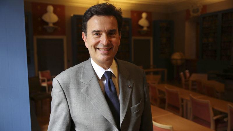 Pierre-Yves Fux, ambassadeur de Suisse près le Saint-Siège, est nommé en République de Chypre en 2018 © B. Hallet