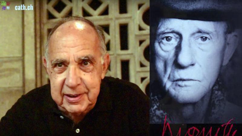 Claude Pochon fut l'ami et confident d'Armand Niquille (Photo: G. Roth/Fondation A. Niquille)