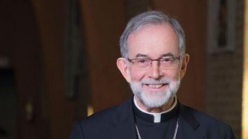 L'évêque du diocèse de Saint-Jean-Longueuil, Mgr Lionel Gendron, es tle nouveau président de la Conférence des évêques catholiques du Canada (CECC) (photo diocèse de Saint-Jean-Longueuil)