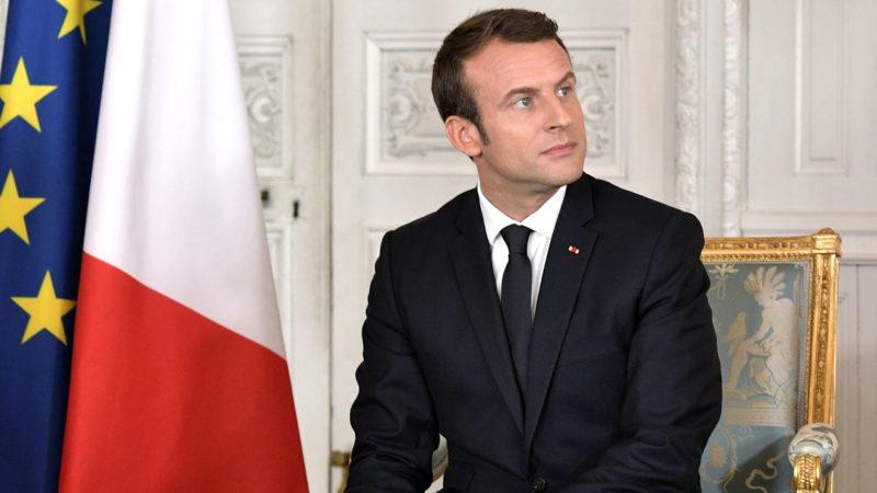Le président français souhaite rencontrer le pape    © Wikimedia Common/CC BY 4.0