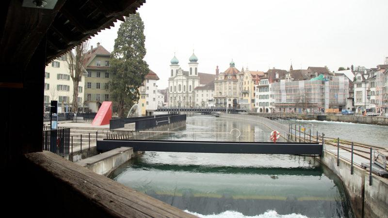 Lucerne enverra une délégation d'une douzaine de participants à l'assermentation de la Garde suisse (© Pierre Pistoletti)