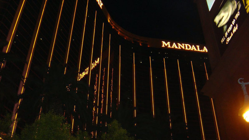 Le casino-hôtel Mandalay Bay à Las Vegas (Photo: Wikimedia Commons/ 	Cookaa/CC BY-SA 3.0)