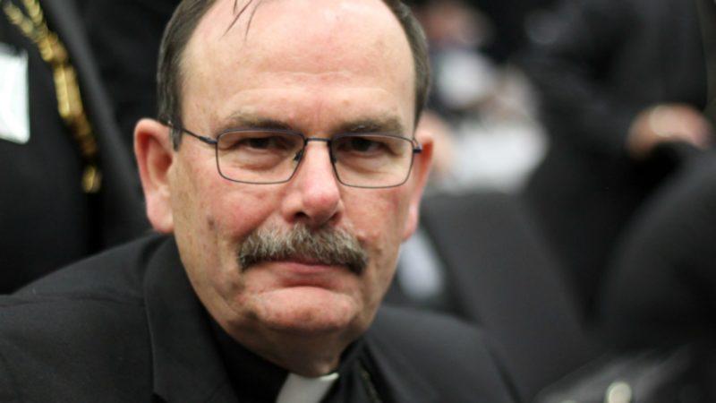 Mgr Albert LeGatt, archevêque de Saint-Boniface, au Manitoba (Photo:  François Gloutnay - Présence)