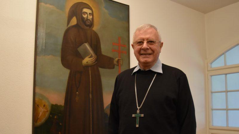 Mgr Paul Hinder, vicaire apostolique d'Arabie du Sud (AVOSA) ¦ © Jacques Berset