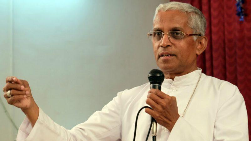 Mgr Robert Miranda, évêque de Gulbarga, en Inde (Photo:  Missio)