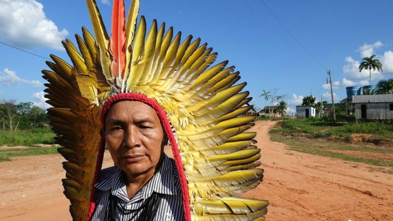 Le CIMI, organe de la Conférence épiscopale, soutient les revendications des indigènes du Brésil | © Jean-Claude Gerez