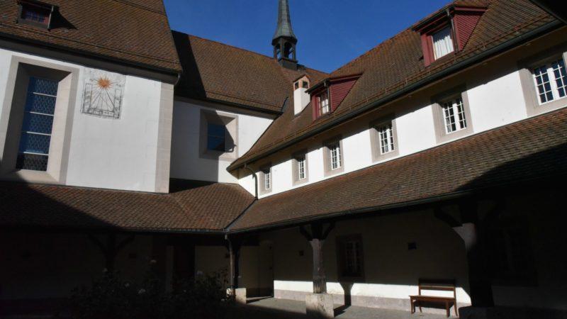 Le couvent des capucins de Fribourg (© Raphaël Zbinden)