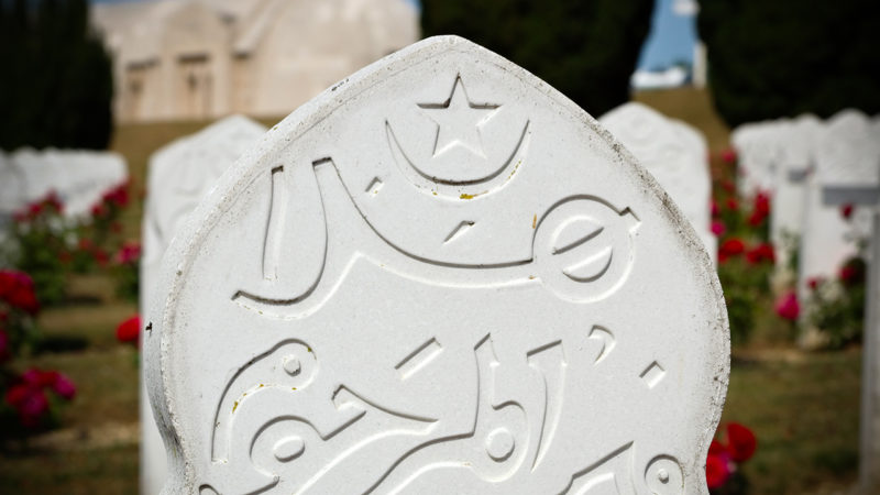 """Chacun en Suisse a droit à une sépulture décente, en accord avec ses convictions religieuses"" (© Flickr/zigazou76/<a href=""https://creativecommons.org/licenses/by-nc-nd/2.0/legalcode"" target=""_blank"">CC BY-NC-ND 2.0</a>)"