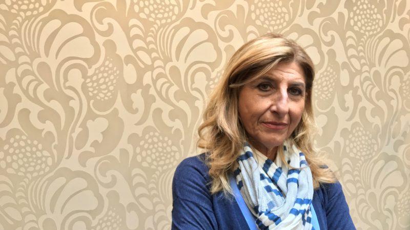 L'ancienne maire, de Lampedusa, Giusi Nicolini ¦ © Myriam Bettens