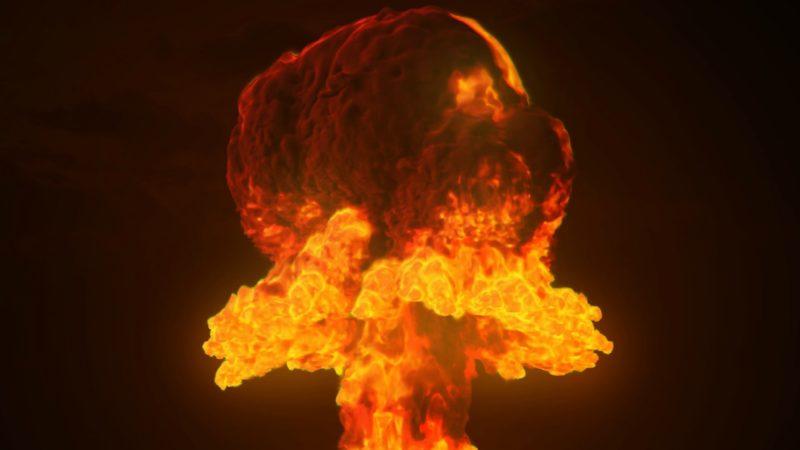"""Pour le pape, les armes nucléaires font craindre un """"suicide de l'humanité"""" (Photo: Pixabay.com)"""