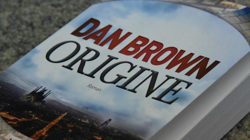 Origine est le septième roman de Dan Brown (© Raphaël Zbinden)