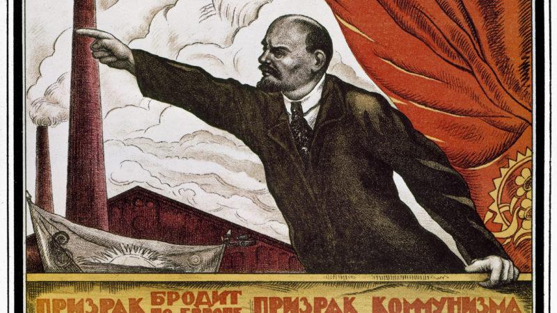 La révolution bolchévique de 1917  a marqué pour l'Eglise catholique minoritaire, le début d'un long calvaire. | © Keystone/ Coll. Granger