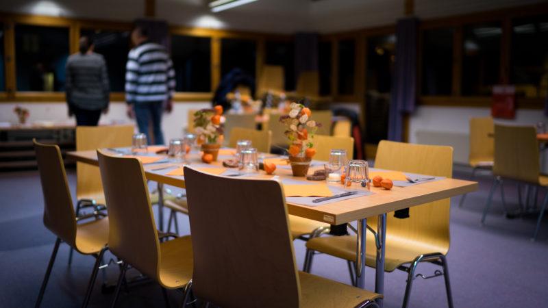 Une vingtaine de personnes séparées ou divorcées participent au cours Revivre à Yverdon-les-Bains. (© Pierre Pistoletti)