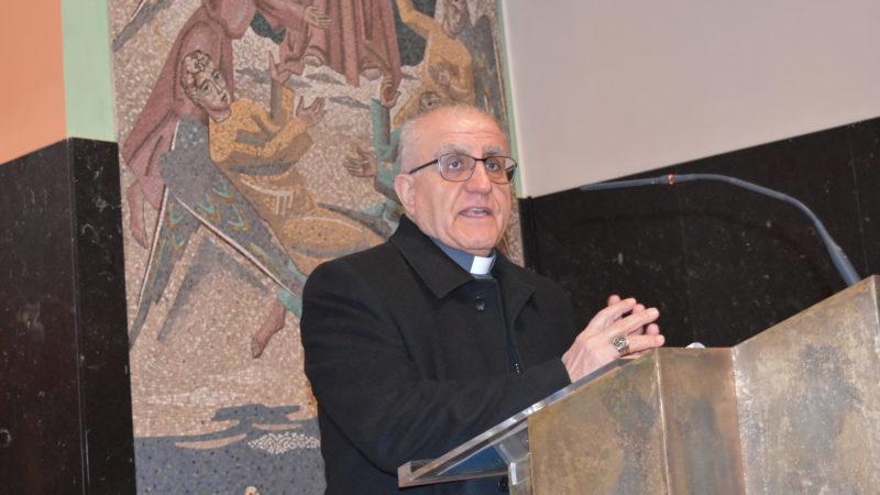 Mgr Youssif Thomas Mirkis, archevêque chaldéen de Kirkouk et de Souleymanieh ¦ © Jacques Berset