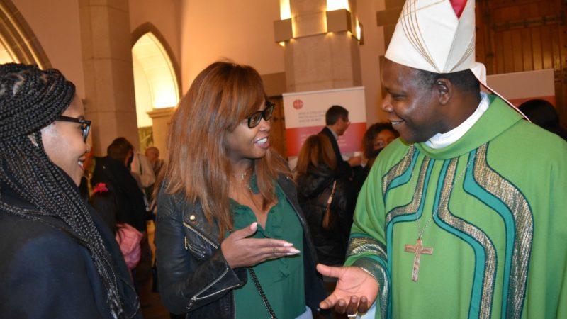 Le cardinal Dieudonné Nzapalainga, archevêque de Bangui, en République centrafricaine, ¦ © Jacques Berset