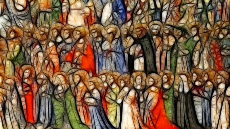 """""""Fêter les saints et les saintes ensemble nous met enfin devant le mystère de la diversité des dons de Dieu."""" (© Pixabay)"""