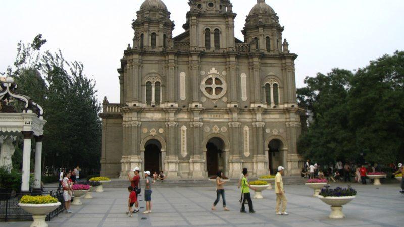 """Les rapports entre le gouvernement chinois et l'Eglise catholique sont compliqués (Photo:Robert Ennais/Flickr/<a href=""""https://creativecommons.org/licenses/by/2.0/legalcode"""" target=""""_blank"""">CC BY 2.0</a>)"""