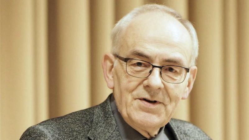Le jésuite Michael Sievernich est docteur honoris causa de l'Université de Fribourg (Photo:Wikimedia)