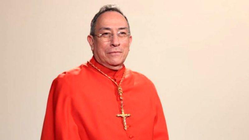 Cardinal Oscar Andrés Rodriguez Maradiaga, archevêque de Tegucigalpa (Photo:  archevêché de Tegucigalpa)