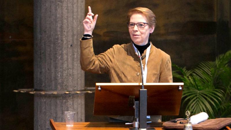 La professeure Barbara Hallensleben dirige le nouvel institut | zVg
