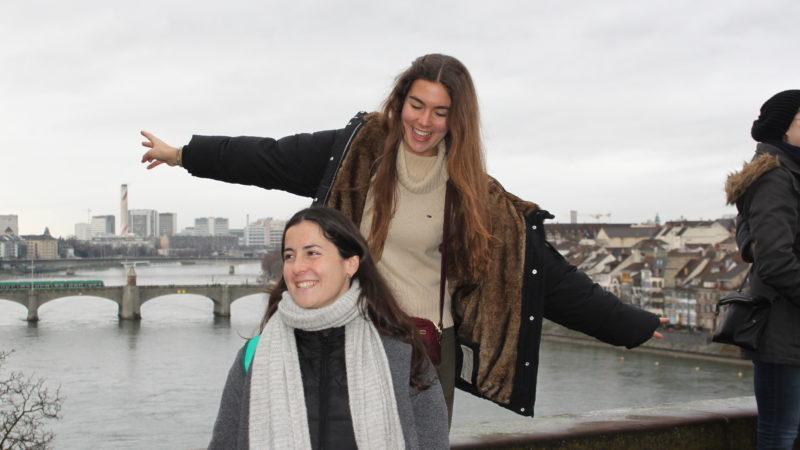 Les jeunes de Taizé s'envoleront vers Madrid en 2018 ¦ © Bernard Litzler