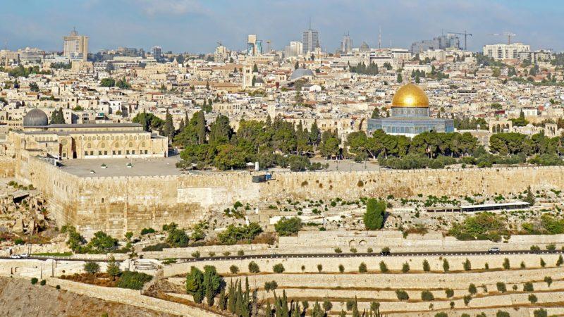 "Jérusalem, en Terre Sainte est une des pricipales destinations de PBR. | ©  Flickr/D. Jarvis/<a href=""https://creativecommons.org/licenses/by-sa/2.0/legalcode"" target=""_blank"">CC BY-SA 2.0</a>"