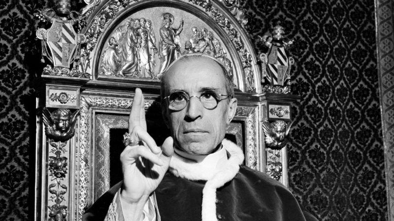 Le pape Pie XII a été le premier à utiliser l'audiovisuel comme outils d'évangélisation. | Photo: True Restoration/Flickr/CC BY-SA 2.0)