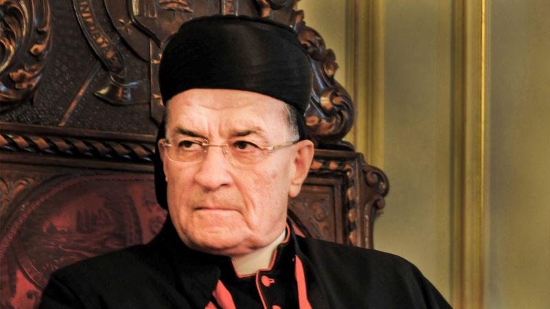 Le cardinal Bechara Raï a convoqué les chefs des principales communautés religieuses du Liban | © Maurice Page