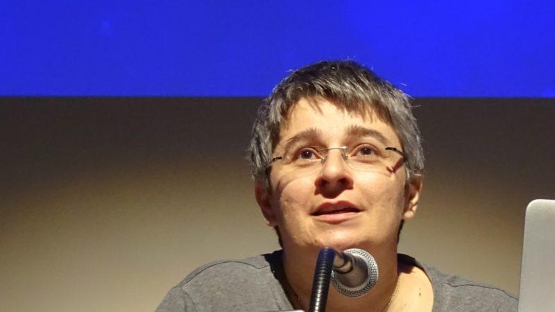 Natalia Trouiller, directrice de Noe 3.0 (Nouveaux outils d'évangélisation) | © Maurice Page