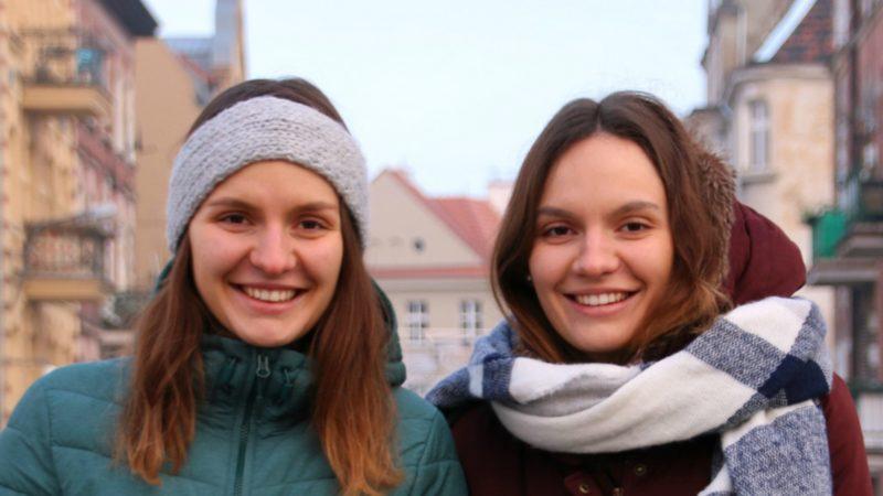 Basia et Krysia participent depuis 2009 aux rencontres de Taizé   © zVg