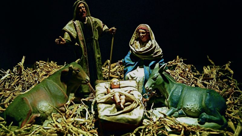 "Certains voudraient cacher le petit Jésus (Photo:Vincent Brassinne/Flickr/<a href=""https://creativecommons.org/licenses/by-nc-nd/2.0/legalcode"" target=""_blank"">CC BY-NC-ND 2.0</a>)"