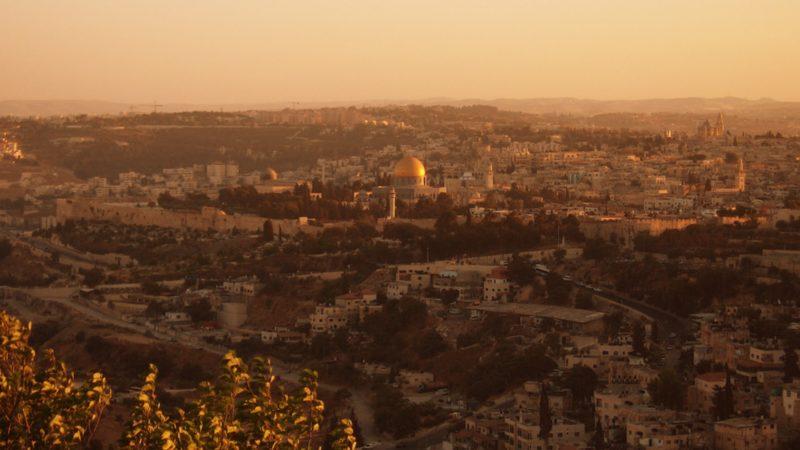 """Le roi de Jordanie est considéré comme le """"protecteur des lieux saints"""" de Jérusalem (Photo:David Poe/Flickr/CC BY-ND 2.0)"""