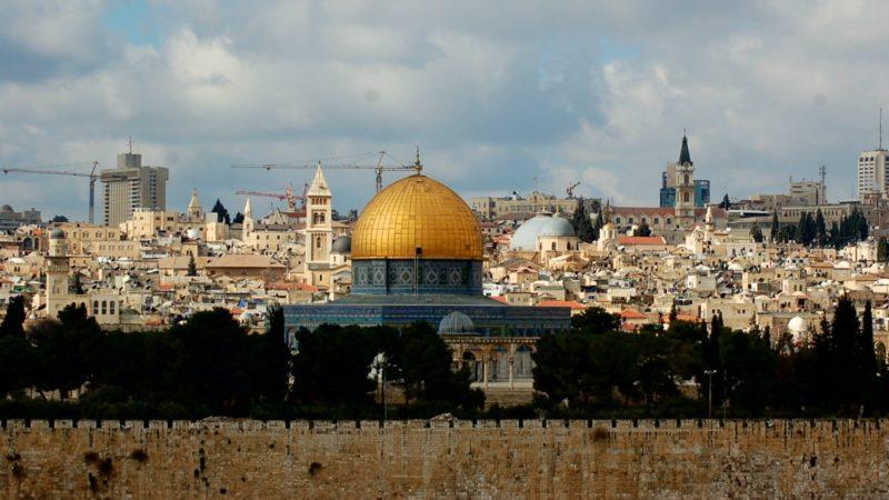 """Aussi bien les Palestiniens que les Israéliens considèrent Jérusalem comme leur capitale (Photo:Dan/Flickr/<a href=""""https://creativecommons.org/licenses/by-sa/2.0/legalcode"""" target=""""_blank"""">CC BY-SA 2.0</a>)"""