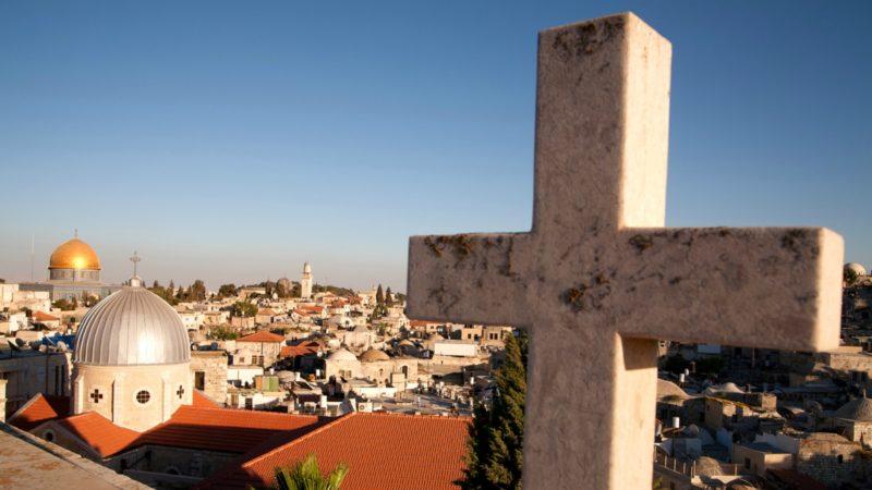 Jérusalem est une ville sainte pour les trois religions abrahamiques (Photo:israeltourism/Flickr/CC BY-SA 2.0)