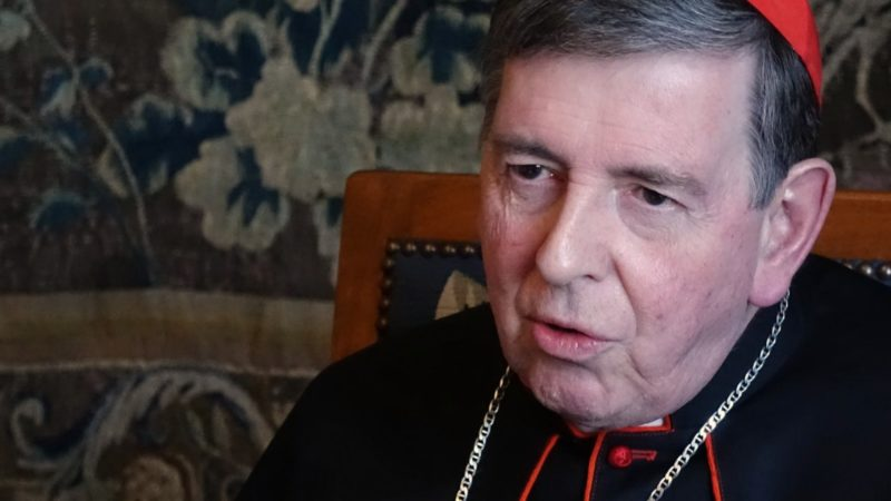 Le cardinal Kurt Koch a exprimé sa solidarité avec les coptes d'Egypte | © Maurice Page